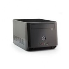 "CASE ITEK MINI ITEK ""nCUBE"" 200W, 2*USB2 Audio Front, Fan 8cm, 1x5,25'' 1x3,5'' BK"
