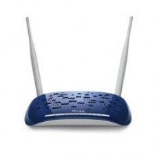 ROUTER TP-LINK TD-W8960N(IT) ADSL2+ 300M 802.11n/g/b ACCESS POINT 4P 2 ANTENNE STACCABILI